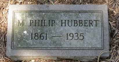 HUBBERT, M. PHILIP - Morrow County, Ohio   M. PHILIP HUBBERT - Ohio Gravestone Photos