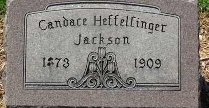 JACKSON, CANDACE - Morrow County, Ohio   CANDACE JACKSON - Ohio Gravestone Photos
