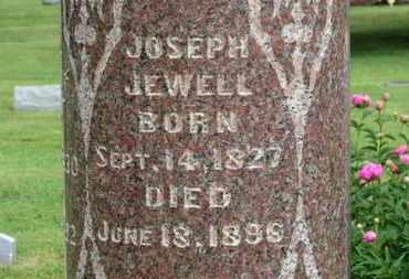JEWELL, JOSEPH - Morrow County, Ohio | JOSEPH JEWELL - Ohio Gravestone Photos