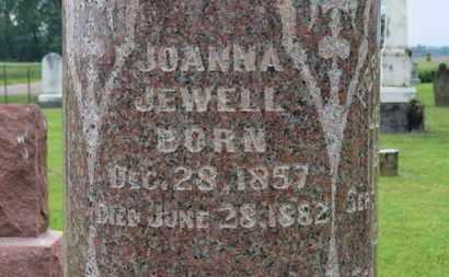 JEWELL, JOANNA - Morrow County, Ohio | JOANNA JEWELL - Ohio Gravestone Photos