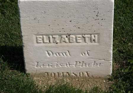 JOHNSON, LOUIS - Morrow County, Ohio | LOUIS JOHNSON - Ohio Gravestone Photos