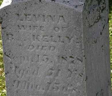 KELLY, LEVINA - Morrow County, Ohio | LEVINA KELLY - Ohio Gravestone Photos