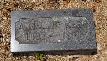 KERR, ANGELINE - Morrow County, Ohio   ANGELINE KERR - Ohio Gravestone Photos