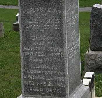 LEWIS,  - Morrow County, Ohio |  LEWIS - Ohio Gravestone Photos