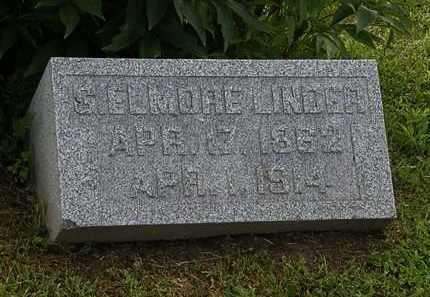 LINDER, SELMORE - Morrow County, Ohio | SELMORE LINDER - Ohio Gravestone Photos