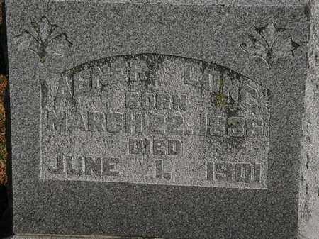 LONG, ABNER - Morrow County, Ohio   ABNER LONG - Ohio Gravestone Photos