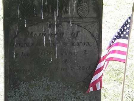 LYON, BENJAMIN E. - Morrow County, Ohio | BENJAMIN E. LYON - Ohio Gravestone Photos