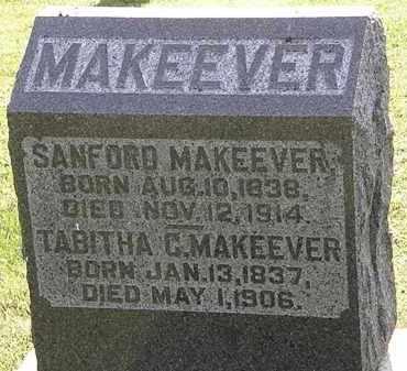 MAKEEVER, TABITHA - Morrow County, Ohio | TABITHA MAKEEVER - Ohio Gravestone Photos