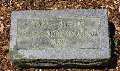 MARSHALL, JAMES - Morrow County, Ohio | JAMES MARSHALL - Ohio Gravestone Photos