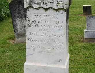 MCCLENANTHAN, M.A. - Morrow County, Ohio | M.A. MCCLENANTHAN - Ohio Gravestone Photos