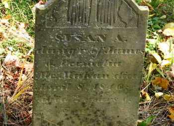 MCMAHAN, JAMES - Morrow County, Ohio | JAMES MCMAHAN - Ohio Gravestone Photos