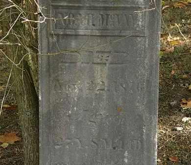 MCVAY, NOAH - Morrow County, Ohio   NOAH MCVAY - Ohio Gravestone Photos