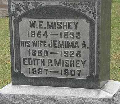 MISHEY, EDITH P. - Morrow County, Ohio | EDITH P. MISHEY - Ohio Gravestone Photos