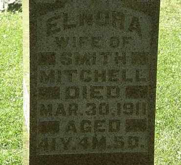 MITCHELL, ELNORA - Morrow County, Ohio | ELNORA MITCHELL - Ohio Gravestone Photos
