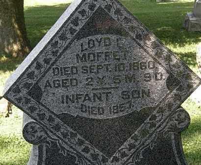 MOFFET, INFANT SON - Morrow County, Ohio | INFANT SON MOFFET - Ohio Gravestone Photos