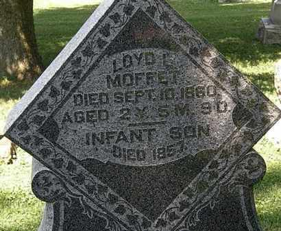 MOFFET, LOYD L. - Morrow County, Ohio | LOYD L. MOFFET - Ohio Gravestone Photos
