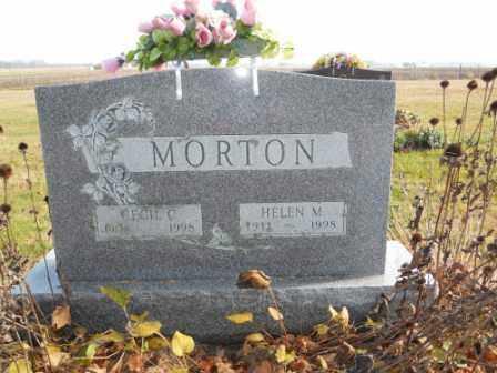 MORTON, HELEN M - Morrow County, Ohio | HELEN M MORTON - Ohio Gravestone Photos