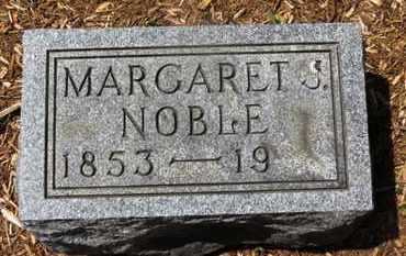 NOBLE, MARGARET J. - Morrow County, Ohio | MARGARET J. NOBLE - Ohio Gravestone Photos