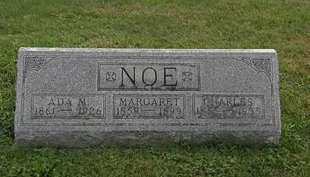NOE, MARGARET - Morrow County, Ohio | MARGARET NOE - Ohio Gravestone Photos