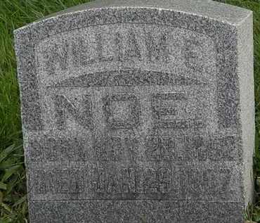 NOE, WILLIAM E. - Morrow County, Ohio   WILLIAM E. NOE - Ohio Gravestone Photos