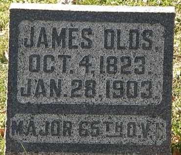 OLDS, JAMES - Morrow County, Ohio | JAMES OLDS - Ohio Gravestone Photos
