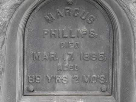 PHILLIPS, MARCUS - Morrow County, Ohio   MARCUS PHILLIPS - Ohio Gravestone Photos