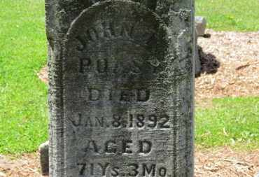 POAST, JOHN T. - Morrow County, Ohio   JOHN T. POAST - Ohio Gravestone Photos
