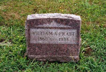PRATT, WILLIAM ALLEN - Morrow County, Ohio   WILLIAM ALLEN PRATT - Ohio Gravestone Photos