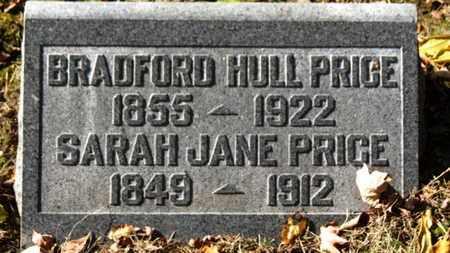 PRICE, SARAH JAME - Morrow County, Ohio | SARAH JAME PRICE - Ohio Gravestone Photos