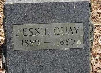 QUAY, JESSIE - Morrow County, Ohio | JESSIE QUAY - Ohio Gravestone Photos