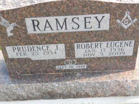 RAMSEY, ROBERT EUGENE - Morrow County, Ohio | ROBERT EUGENE RAMSEY - Ohio Gravestone Photos