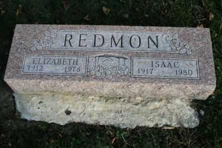 REDMON, ELIZABETH - Morrow County, Ohio | ELIZABETH REDMON - Ohio Gravestone Photos