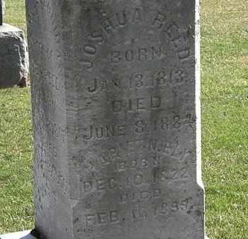 REED, HARIET N. - Morrow County, Ohio | HARIET N. REED - Ohio Gravestone Photos