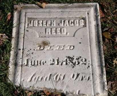 REED, JOSEPH JACOB - Morrow County, Ohio   JOSEPH JACOB REED - Ohio Gravestone Photos