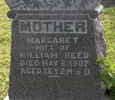 REED, MARGARET - Morrow County, Ohio | MARGARET REED - Ohio Gravestone Photos