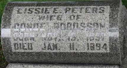 ROBOSSON, CONDE - Morrow County, Ohio | CONDE ROBOSSON - Ohio Gravestone Photos