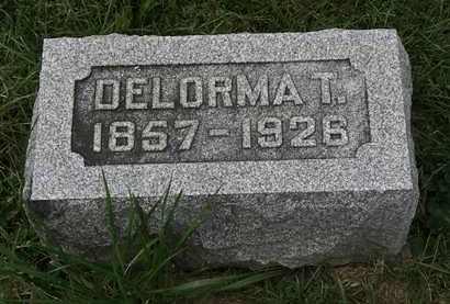 ROLOSON, DELORMA T. - Morrow County, Ohio   DELORMA T. ROLOSON - Ohio Gravestone Photos