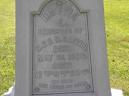 SAYERS, M.P. - Morrow County, Ohio | M.P. SAYERS - Ohio Gravestone Photos