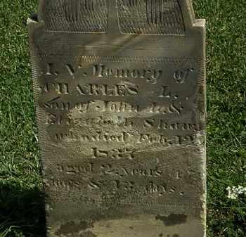 SHAW, ELIZABETH - Morrow County, Ohio | ELIZABETH SHAW - Ohio Gravestone Photos