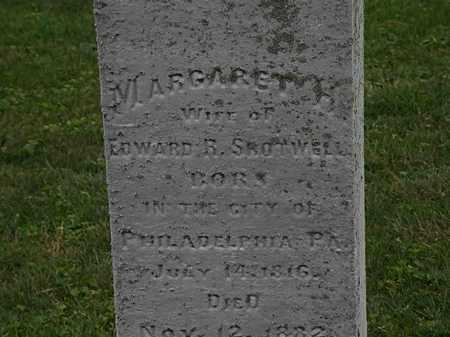 SHOTWELL, MARGARET H. - Morrow County, Ohio | MARGARET H. SHOTWELL - Ohio Gravestone Photos