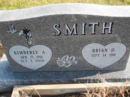SMITH, KIMBERLY A - Morrow County, Ohio | KIMBERLY A SMITH - Ohio Gravestone Photos