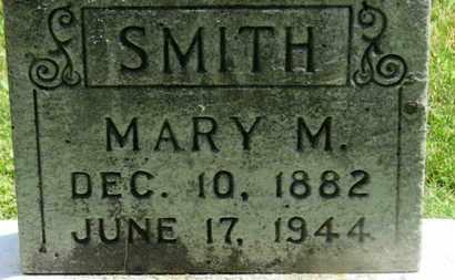 SMITH, MARY M. - Morrow County, Ohio | MARY M. SMITH - Ohio Gravestone Photos