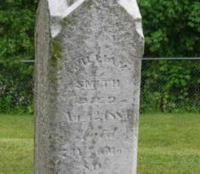 SMITH, WILLIAM - Morrow County, Ohio | WILLIAM SMITH - Ohio Gravestone Photos