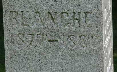 ST. JOHN, BLANCHE - Morrow County, Ohio | BLANCHE ST. JOHN - Ohio Gravestone Photos