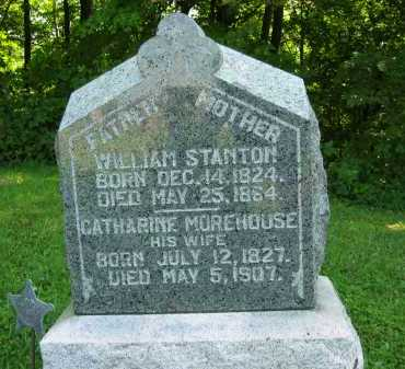 STANTON, CATHARINE - Morrow County, Ohio | CATHARINE STANTON - Ohio Gravestone Photos