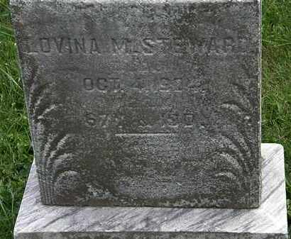 STEWARD, LOVINA M. - Morrow County, Ohio | LOVINA M. STEWARD - Ohio Gravestone Photos