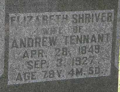 TENNANT, ANDREW - Morrow County, Ohio | ANDREW TENNANT - Ohio Gravestone Photos