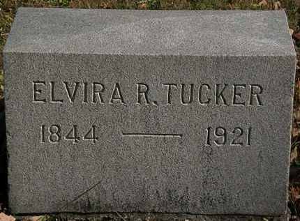 TUCKER, ELVIRA A. - Morrow County, Ohio | ELVIRA A. TUCKER - Ohio Gravestone Photos