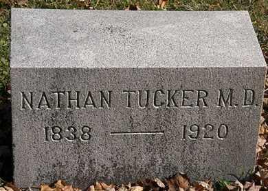 TUCKER, NATHAN - Morrow County, Ohio   NATHAN TUCKER - Ohio Gravestone Photos