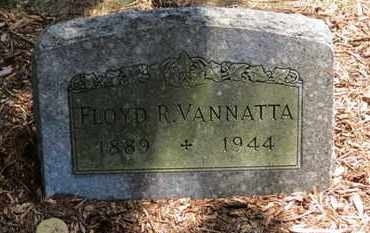 VANNATTA, FLOYD R. - Morrow County, Ohio | FLOYD R. VANNATTA - Ohio Gravestone Photos